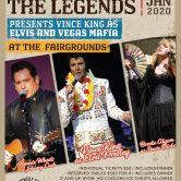 Montgomery County Fair Assoc. Presents Elvis & The Legends