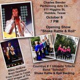 Charles Bender Performing Arts Center Humble, Tx