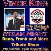 The Garage Bar & Grill Dean, Frank, & More
