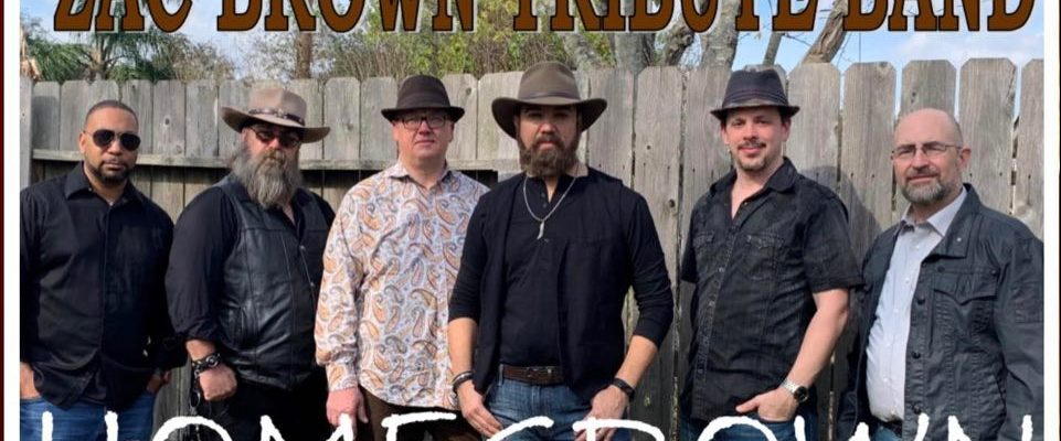 HOMEGROWN Zac Brown Tribute Band