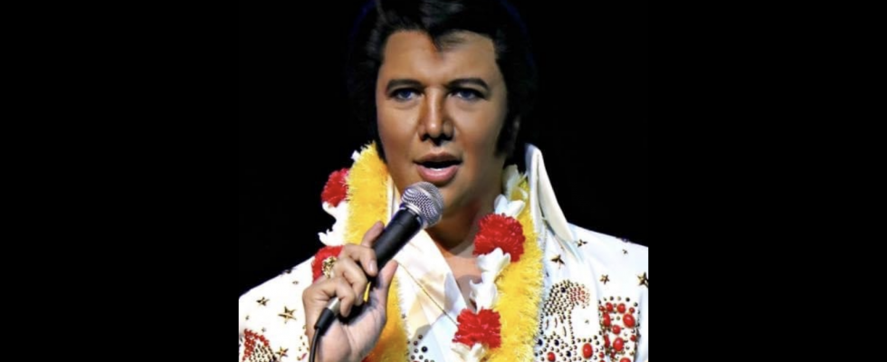 Multi-Award Winning Elvis Tribute Artist